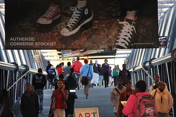 Botswana---Mall