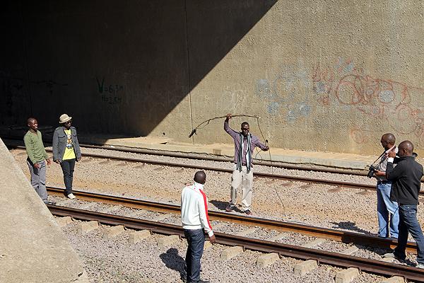 Botswana---Shooting-Train-Tracks