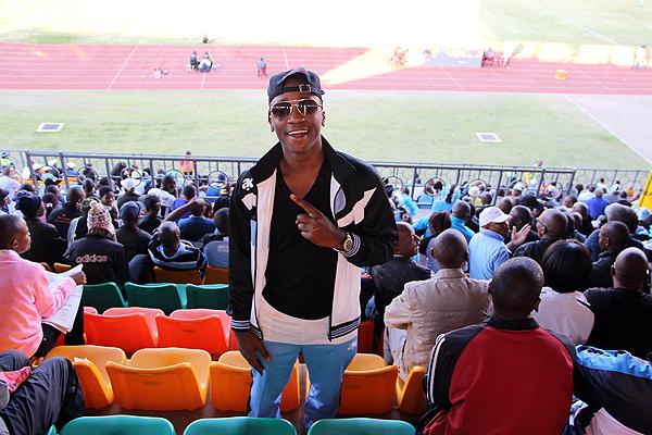 Botswana---Soccer-Game
