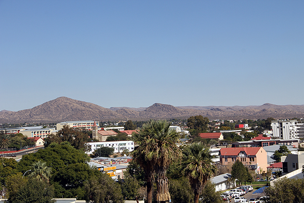 Namibia---Scenic