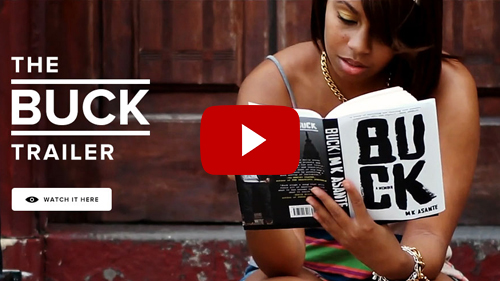 BUCK by MK Asante - Book Trailer