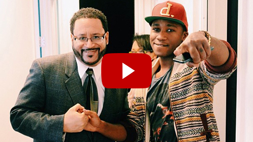 Freestyle Cipher: Michael Eric Dyson x MK Asante