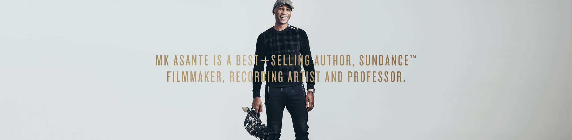 best-selling author and filmmaker
