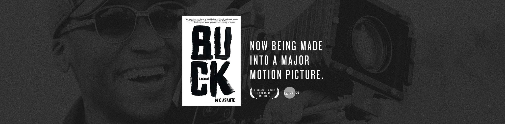 Buck - now being made into a major motion picture